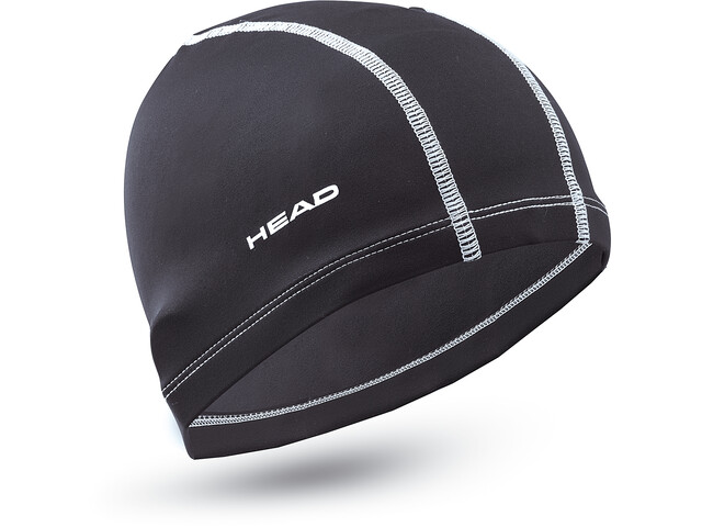 Head Nylon Spandex Casquette, black